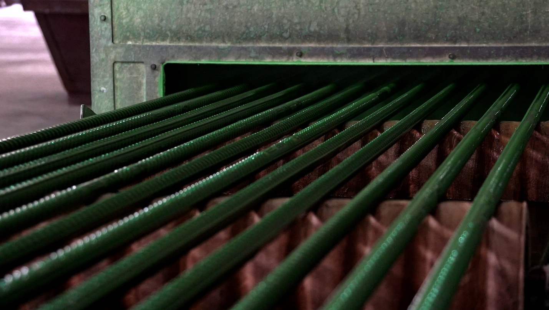 Qatar Metal Coating Company » Fusion Bonded Epoxy Coating