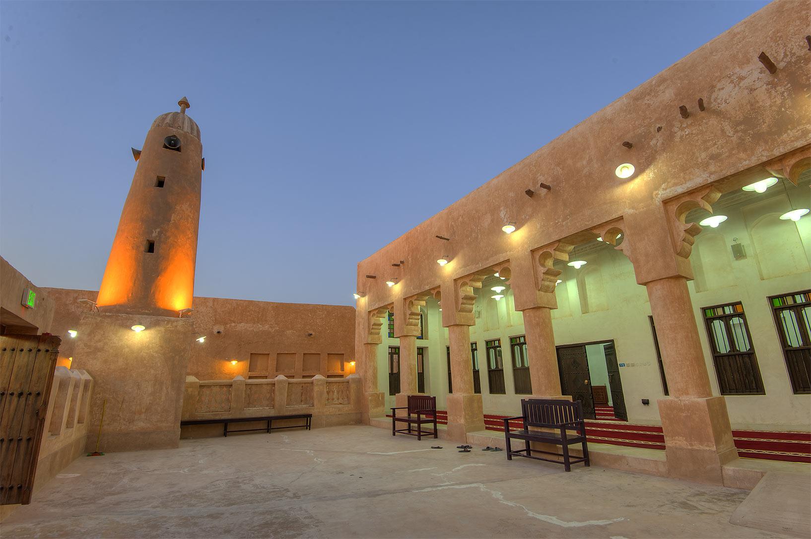 Qatar Metal Coating Company 187 Plant Facility